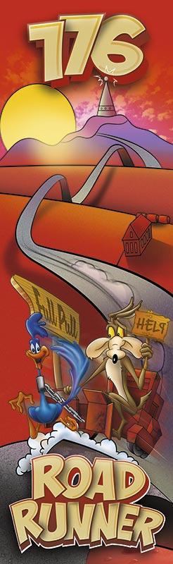 pullingart roadrunner