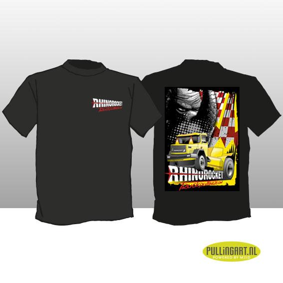T-Shirt Rhino Rocket